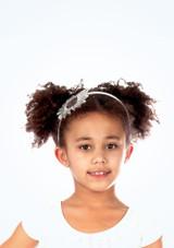 Sunflower Headband White. [White]