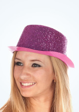 Glitter Topper Red [Pink]