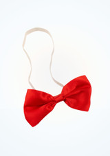 Small Bow Tie Red. [Red]