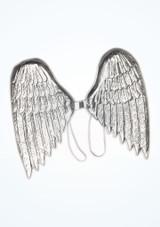 Silver Angel Wings. [Silver]