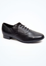 Roch Valley Patrick Ballroom Shoe 1.2 Black. [Black]""