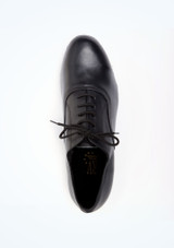 Roch Valley Patrick Ballroom Shoe 1.2 Black #2. [Black]""