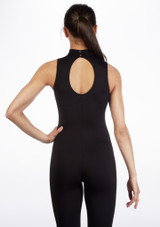 Move Frankie Unitard Black back #2. [Black]