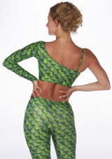 Alegra Patterned Echo Dance Top colour swatch #2. [Patterned]