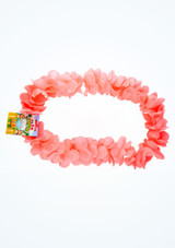 Assorted Hawaiian Lei Red front. [Red]