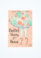 Ballet Shoes for Anna Book main image.