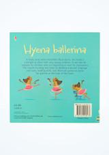 Hyena Ballerina Book back.