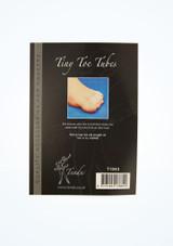 Tendu Tiny Toe Tubes Clear front.