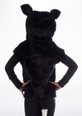 Cat Tabard Black #2. [Black]