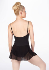 Capezio Camisole Dress Black. [Black]