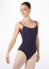 Bloch Sissone Leotard Blue. [Blue]