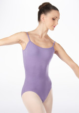 Bloch Sissone Leotard Purple front. [Purple]