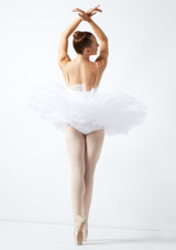 Bloch Belle Practice Tutu White back. [White]