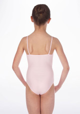 Repetto Debutant Girls Camisole Leotard Pink #2. [Pink]