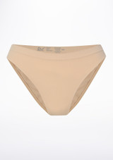 Move 2 Pack Seamless Vittoria Brief Tan front. [Tan]