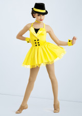 Weissman Hallelujah I Love her So Yellow front. [Yellow]