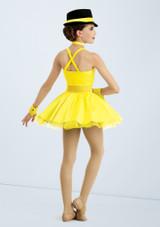 Weissman Hallelujah I Love her So Yellow back. [Yellow]