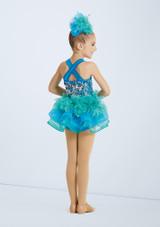 Weissman Positoovity Blue back. [Blue]