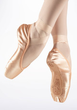 Freed Classic Demi Pointe Shoe Pink #2. [Pink]