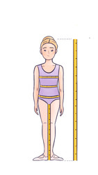 How to Measure for a Dance Leotard
