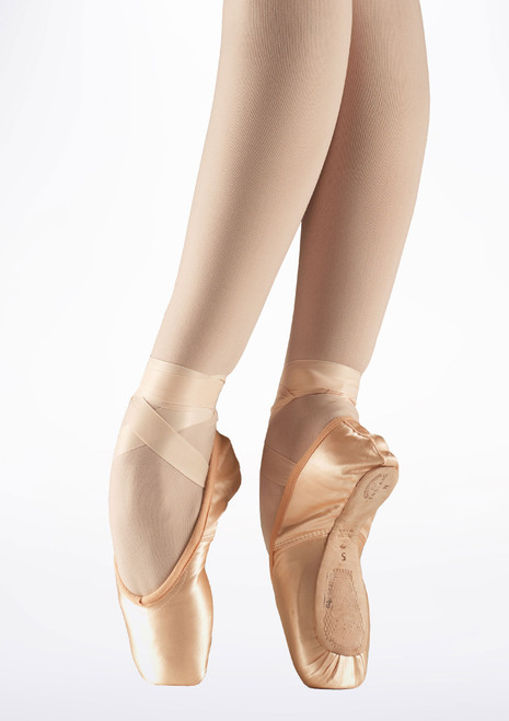 Freed Classic Pro Pointe Shoe Pink. [Pink]
