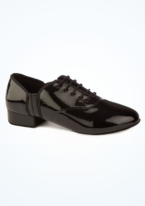 Freed Mens Artist Split Sole Ballroom Shoe Black main image. [Black]