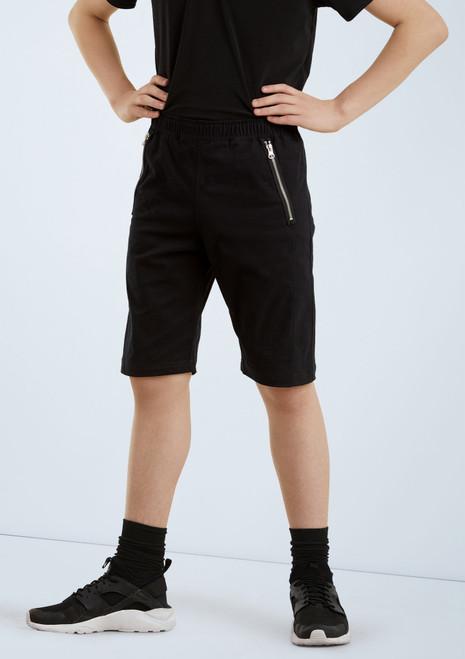 Unisex Chino Shorts [Black]T