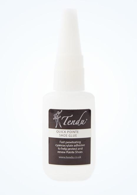 Tendu Pointe Shoe Glue Clear Front-1T [Clear]