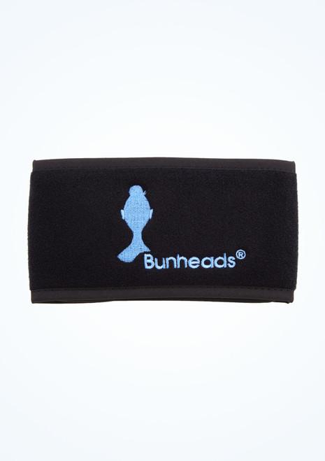 Bunheads Therma Wrap Black Front-1T [Black]