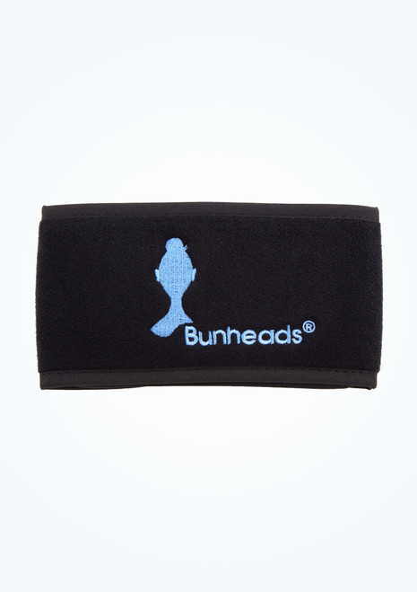 Bunheads Therma Wrap Black Front-1T [Black]