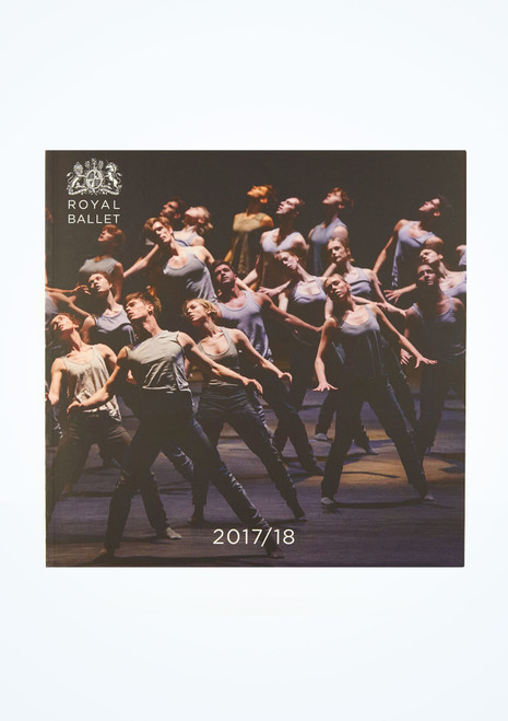 The Royal Ballet Yearbook 2017/18 main image.