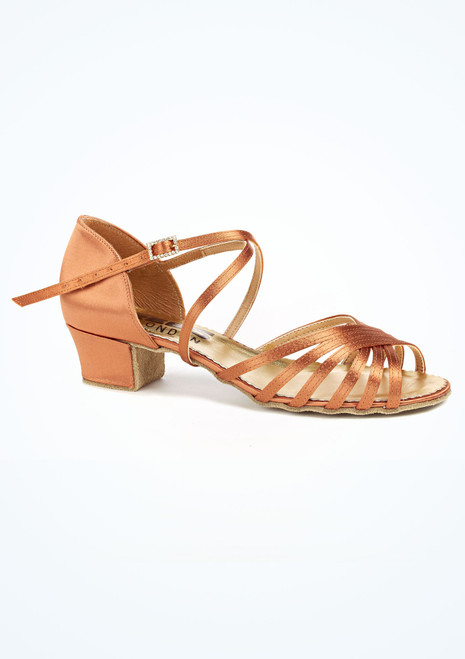 Freed Satine  Ballroom & Latin Shoe 1.5 Tan. [Tan]""