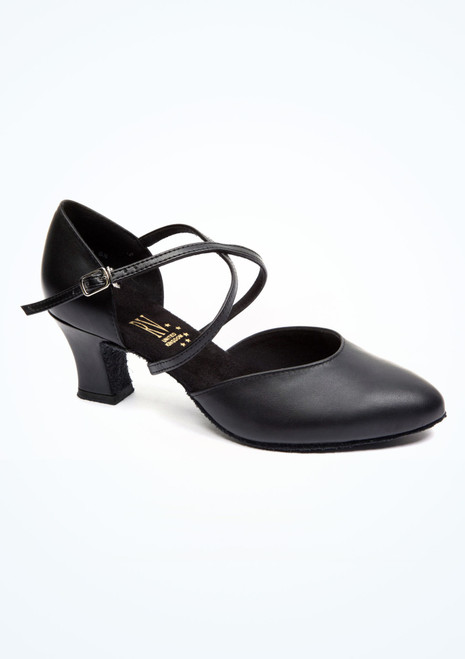 "Roch Valley Anceta Ballroom & Latin Shoe 2.2 Black. [Black]"""