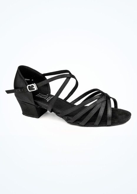 Roch Valley Bella Ballroom Shoe 1.2 Black. [Black]""
