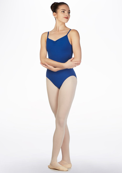 Freed Alice C RAD Leotard Blue front. [Blue]