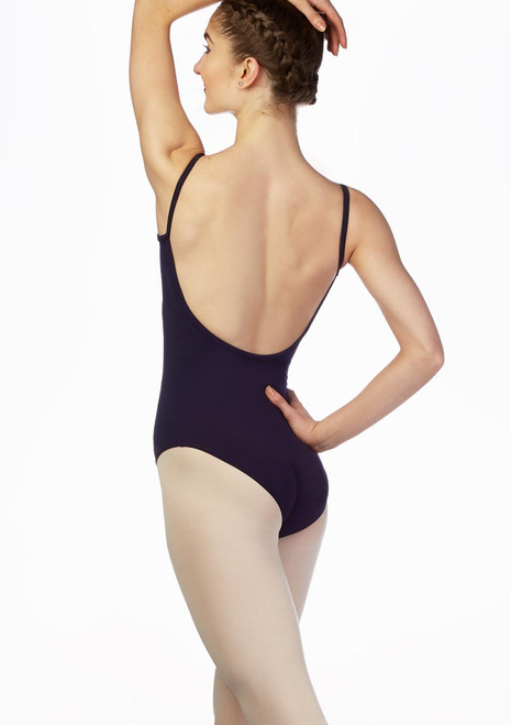 Move Giselle Leotard NEW Red front. [Red]
