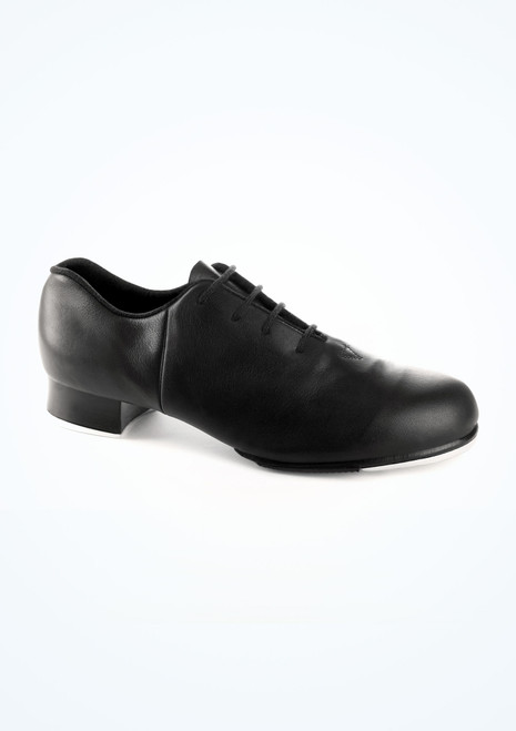 Bloch Unisex Tapflex Split Sole Tap Shoe Black. [Black]