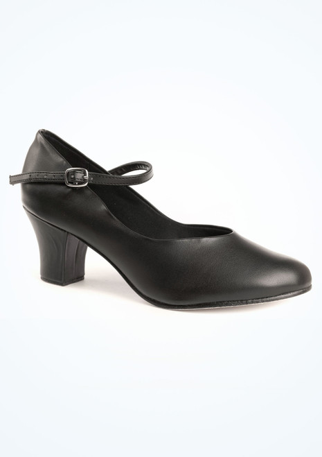 So Danca Character Shoe 2  Black. [Black]""