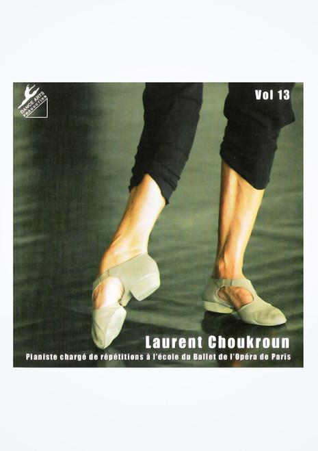 Laurent Choukroun Ballet Class Music Vol 13 front.