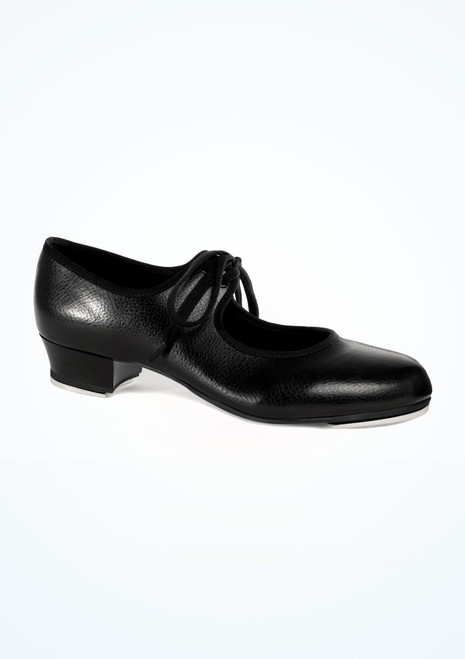 Bloch Timestep Tap Shoe Black. [Black]