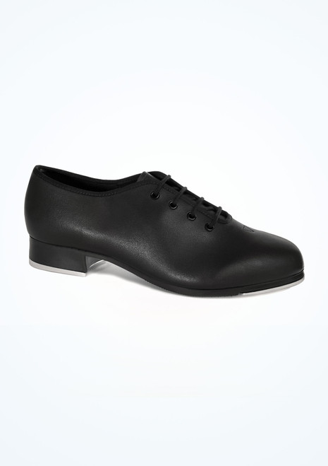 Bloch Basic Jazz Tap Shoe Black. [Black]