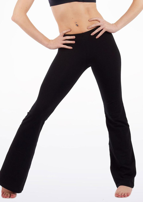 Move Claudia Jazz Pant Black. [Black]