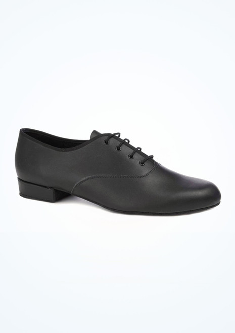 Freed Mens Ballroom Shoe 1 Black. [Black]""