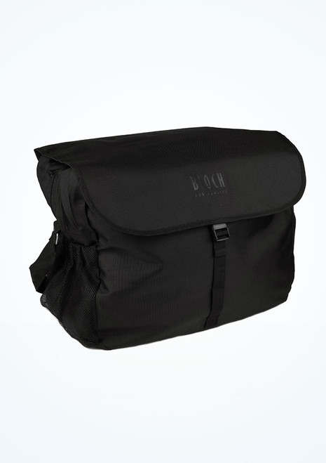 Bloch Large Messenger Bag Black [Black]