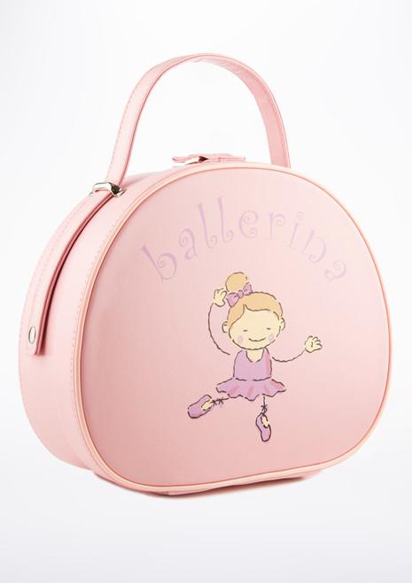 Roch Valley Ballerina Vanity Case Pink main image. [Pink]