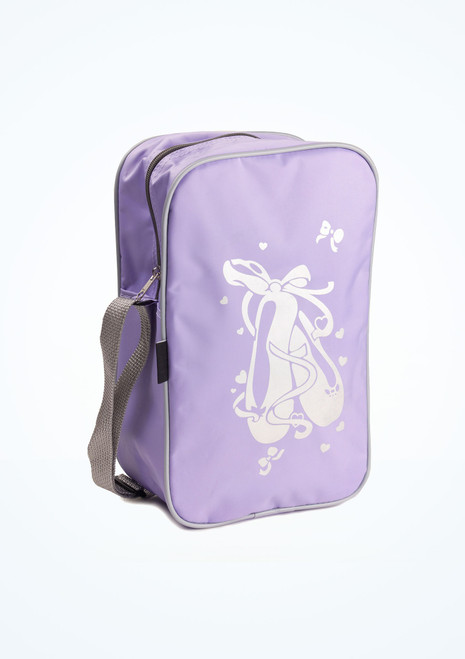 Tall Tote Ballet Bag Purple [Purple]