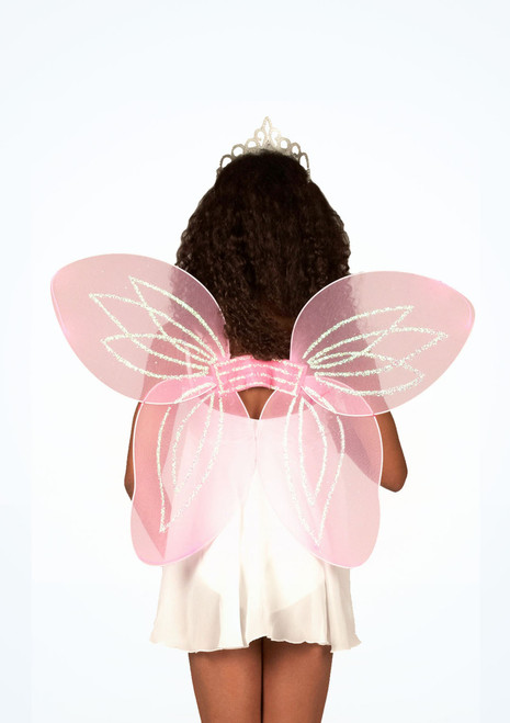 Fairy Wings Pink. [Pink]
