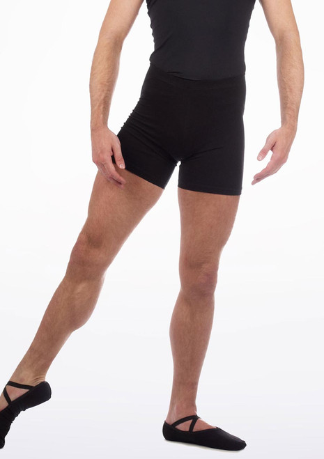 Move Men's Lewis Dance Shorts Black. [Black]
