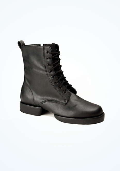 Bloch Dance Bovver Boot Black. [Black]