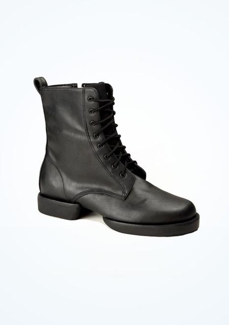 Bloch Dance Bovver Boot Black. [Black]